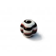 Firma 201 - Murano Vermelho/Branco/Preto Pitanga (M)