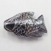 Peixe Passante de ABS Pequeno Níquel – Unidade