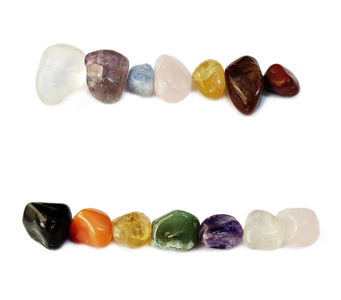 7 Pedras Naturais