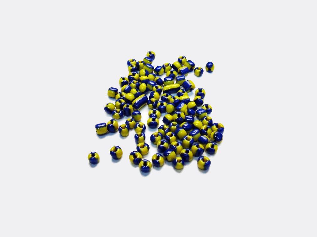 Amarelo/Azul Royal 500g