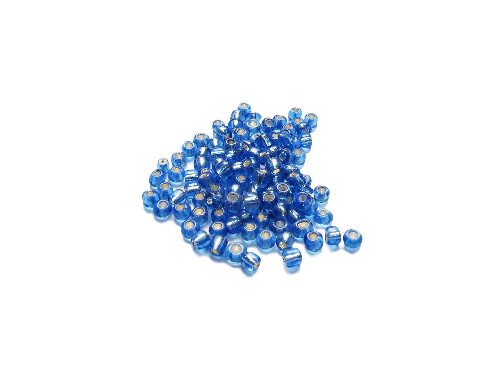 Azul Persa Transparente