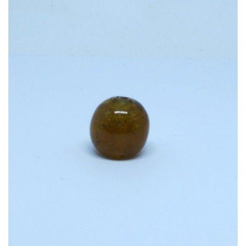 Firma 113 - Bola Murano Caramelo Transparente