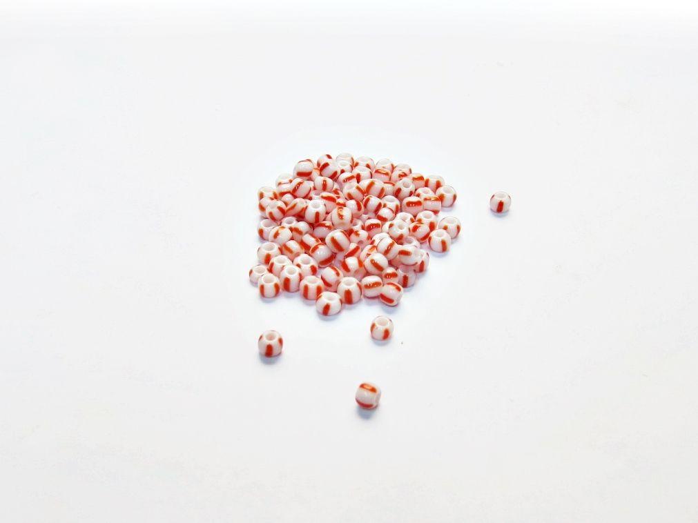 Branco/Vermelho 500g
