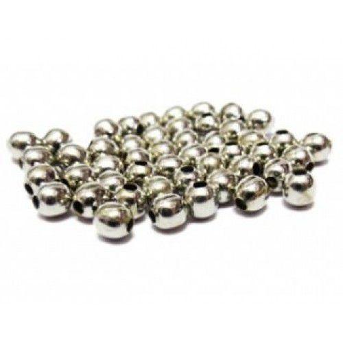 Conta Metal Níquel 4,5 mm – 25 Gramas