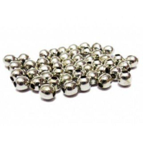 Conta Metal Níquel 6,5 mm – 25 Gramas