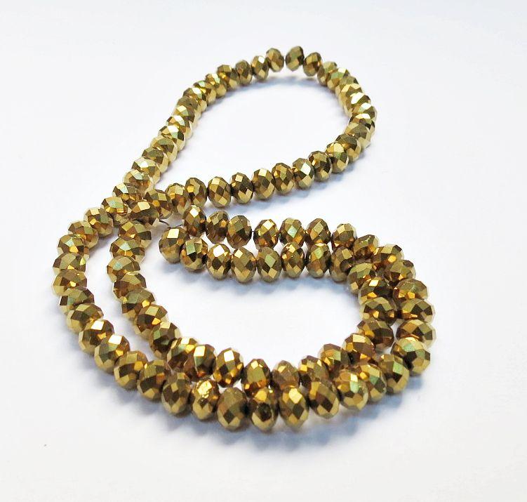 Dourado Achatado (06 mm)