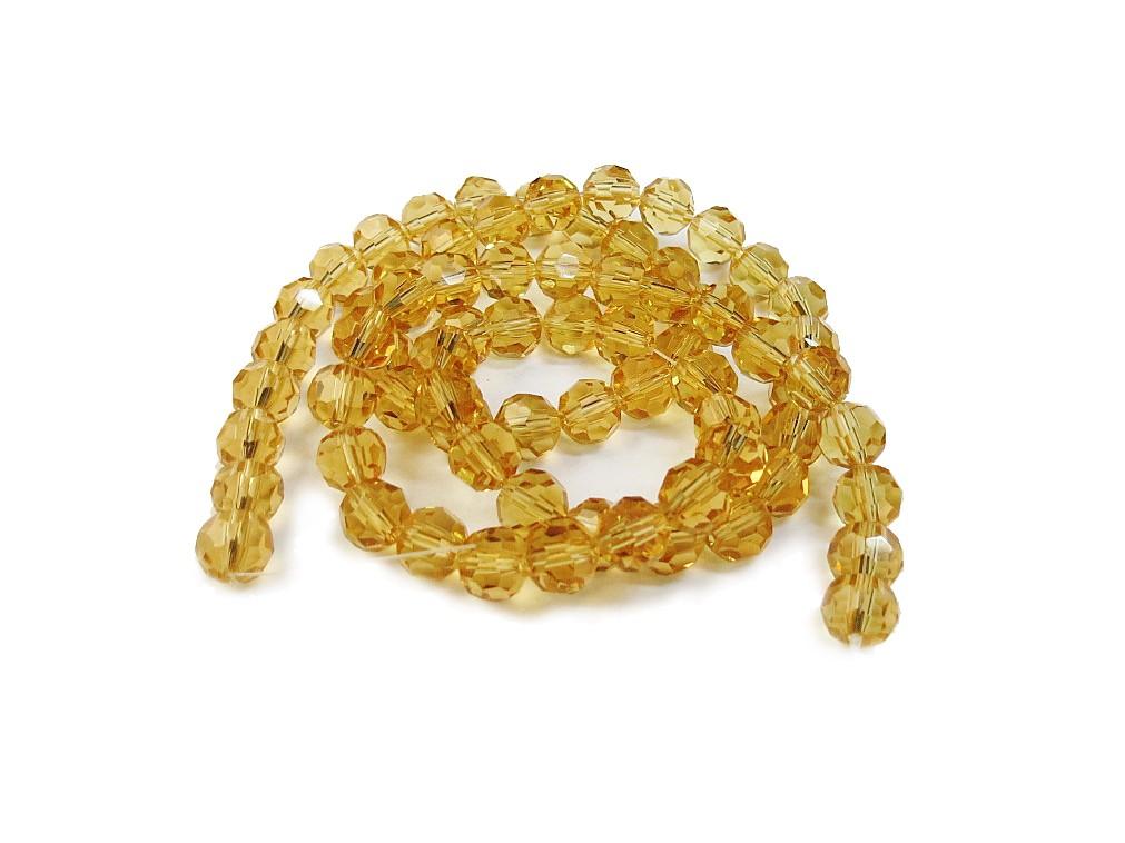 Dourado Transparente (08 mm)