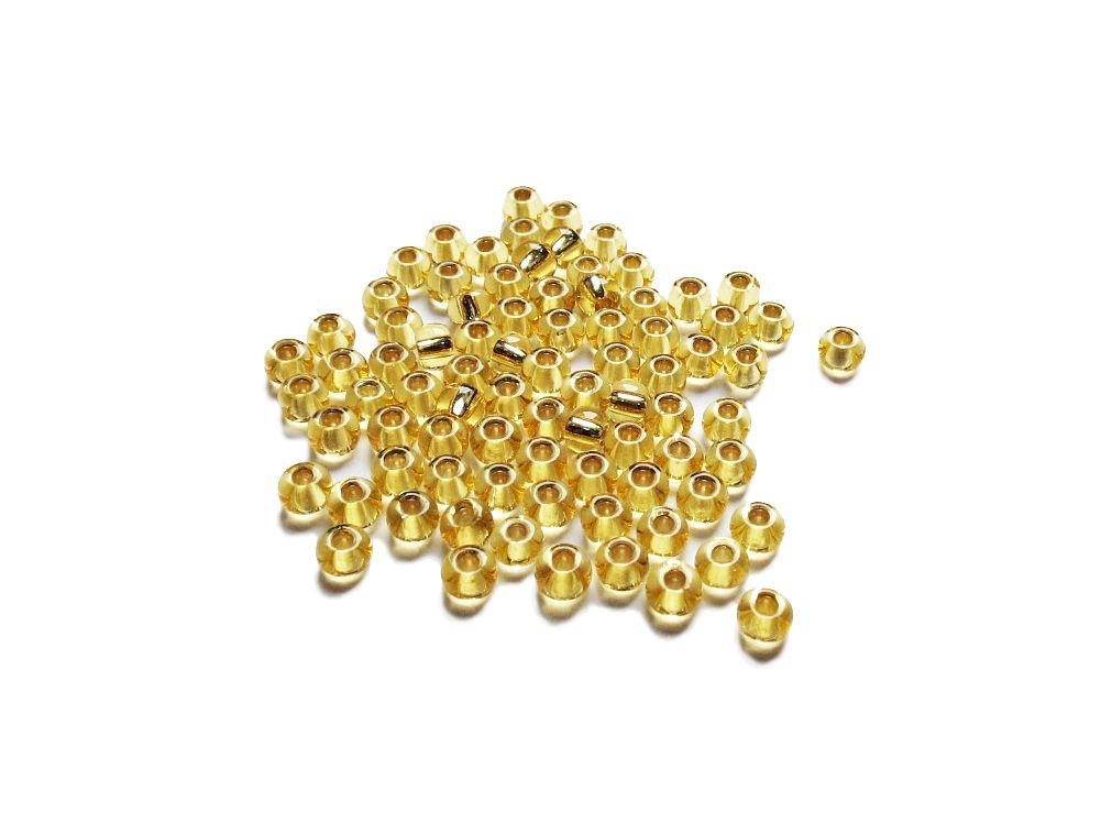 Dourado Transparente