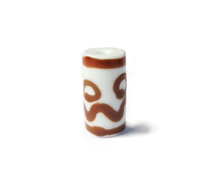 Especial Firma 006 - Murano Branco/Marrom (G)