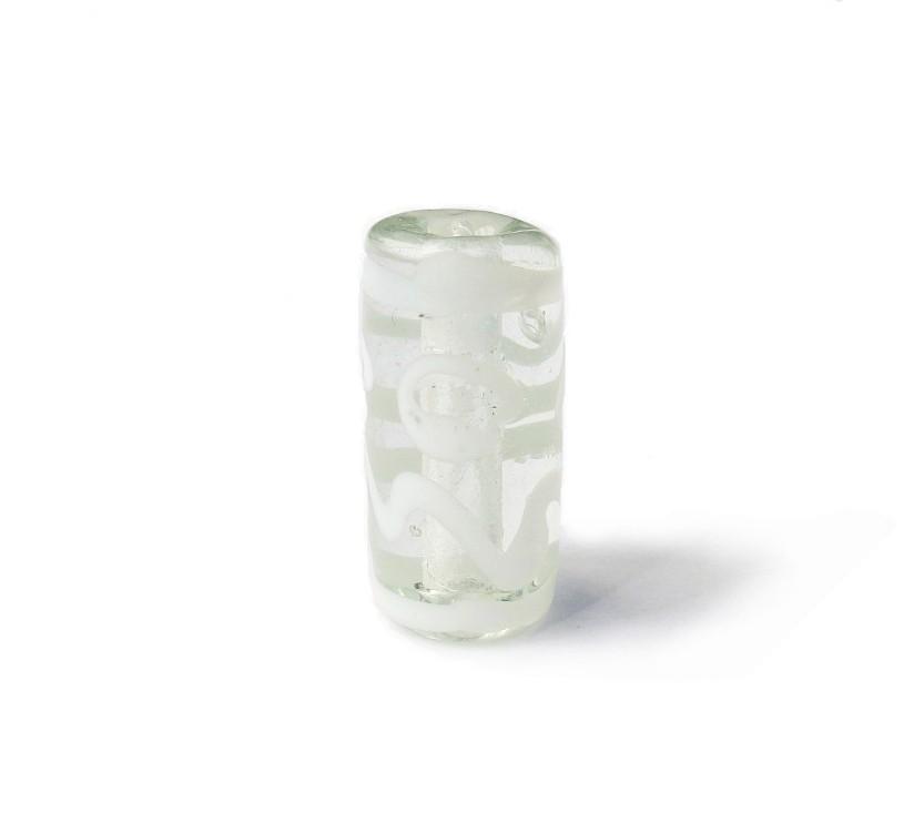 Especial Firma 009 - Murano Transparente/Branco (G)