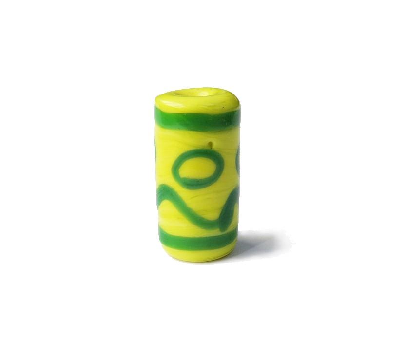 Especial Firma 011 - Murano Amarelo/Verde (G)