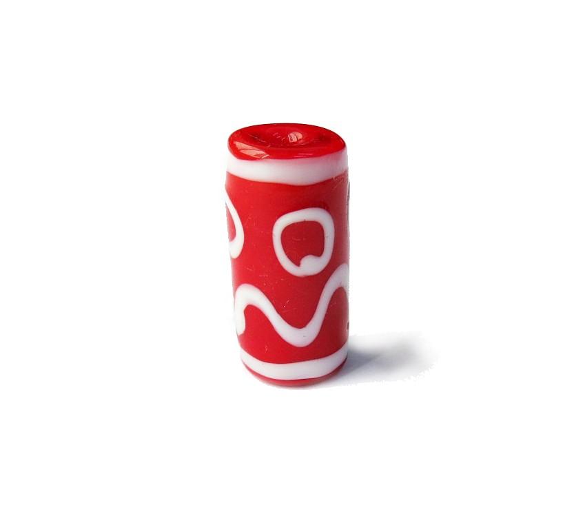 Especial Firma 014 - Murano Vermelho/Branco (G)