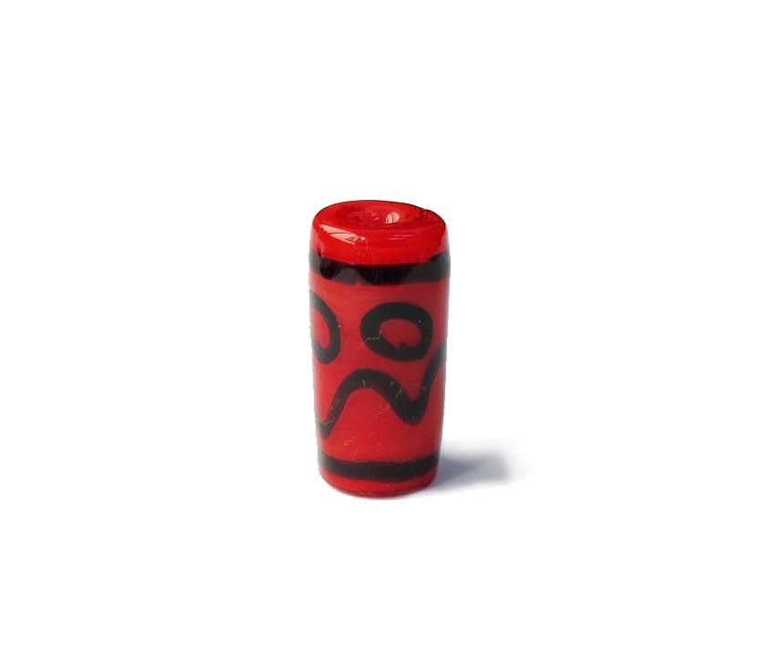 Especial Firma 015 - Murano Vermelho/Preto (G)
