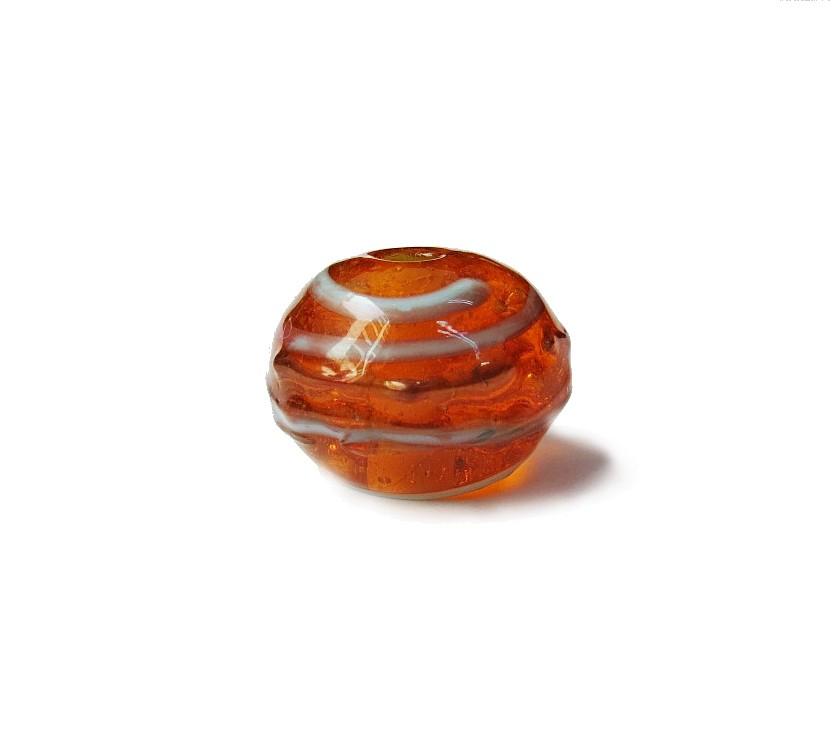 Especial Firma 018 - Esfera Caramelo/Azul/Cobre (G)