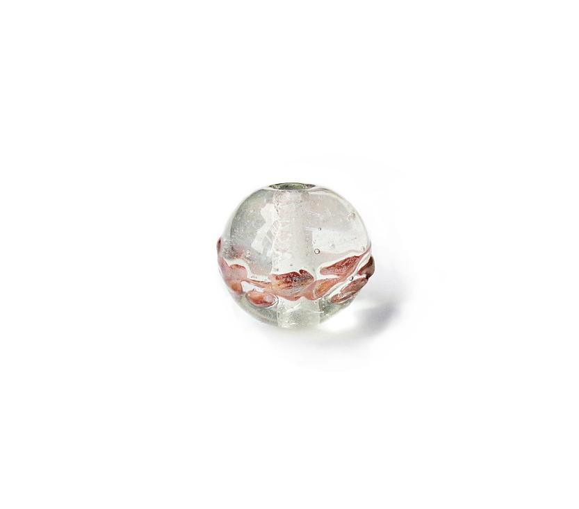 Especial Firma 022 - Esfera Transparente/Cobre (G)