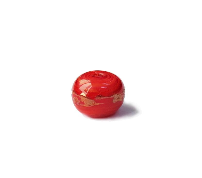 Especial Firma 023 - Esfera Vermelho/Cobre (G)