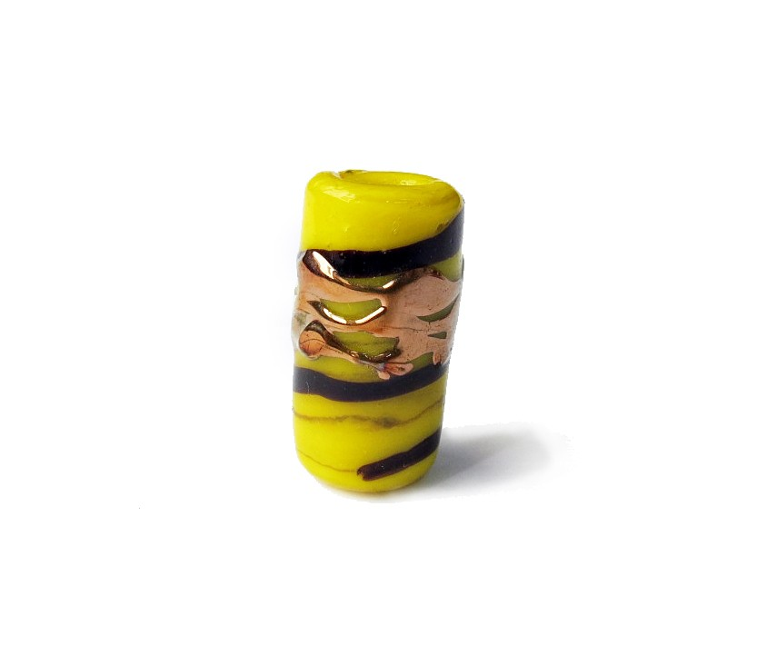 Especial Firma 032 - Murano Amarelo/Preto/Cobre (G)