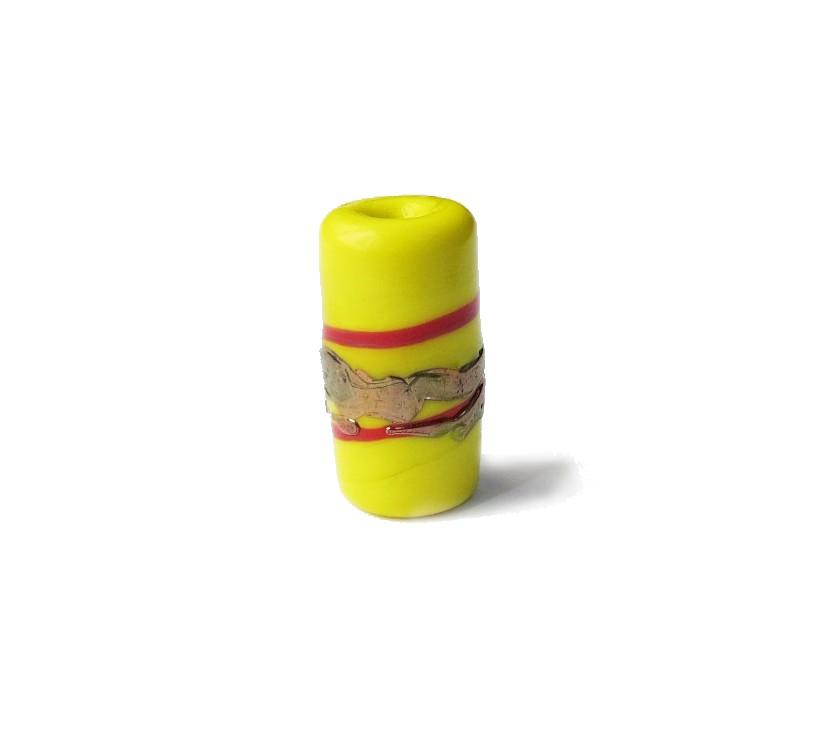 Especial Firma 033 - Murano Amarelo/Vermelho/Cobre (G)