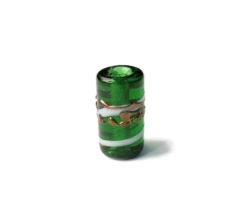 Especial Firma 037 - Murano Verde/Branco/Cobre (G)