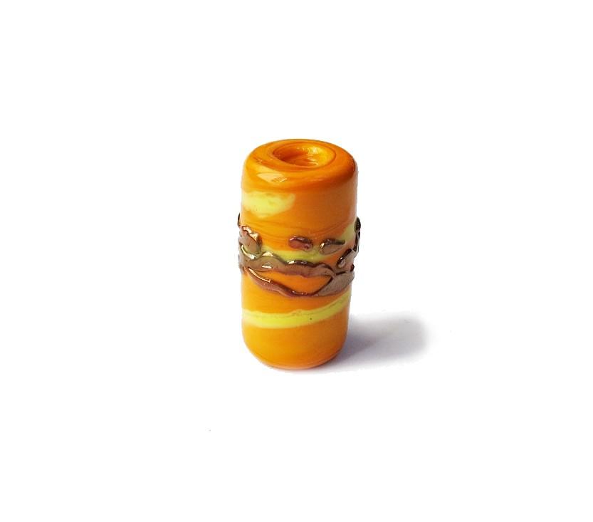 Especial Firma 038 - Murano Laranja/Amarelo/Cobre (G)