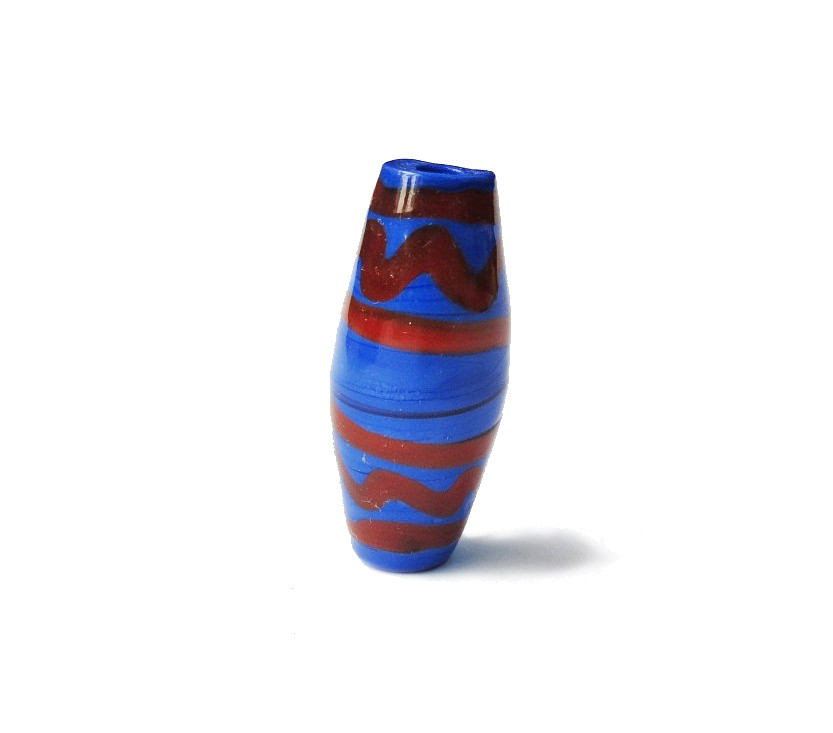 Especial Firma 051 - Azeitona Azul Royal/Vermelho (G)