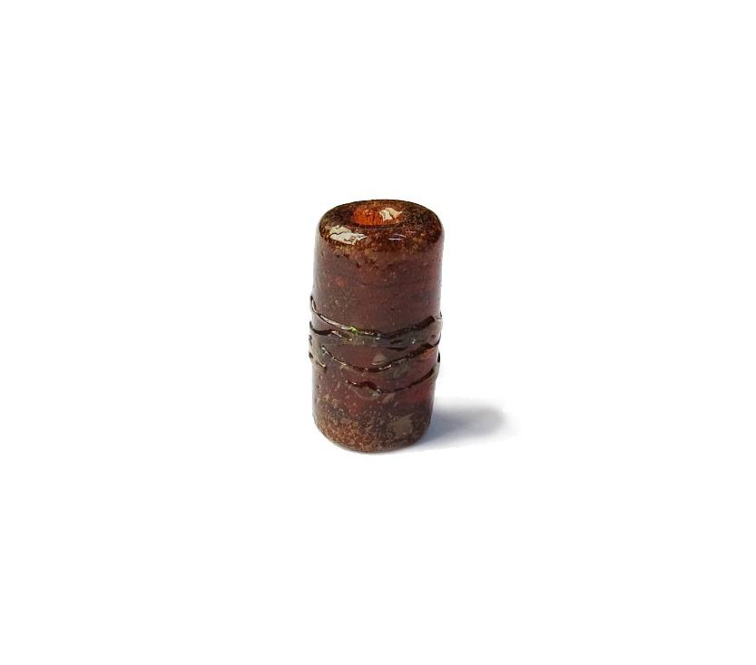 Especial Firma 096 - Murano Marrom Transparente/Cobre (G)