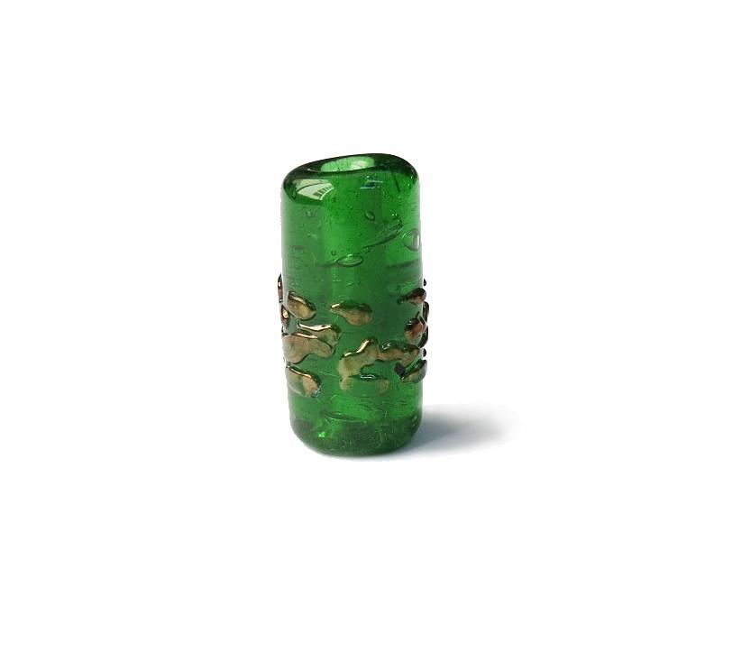 Especial Firma 100 - Murano Verde Transparente/Cobre (G)