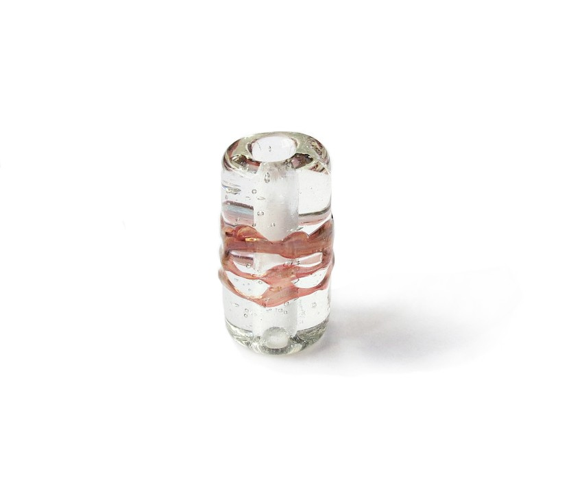 Especial Firma 103 - Murano Transparente/Cobre (G)