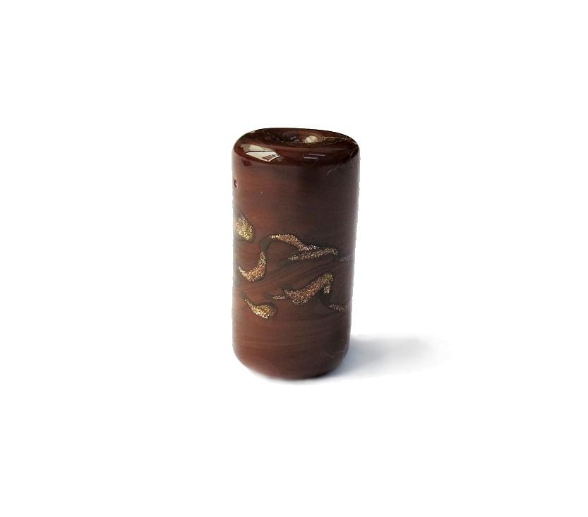 Especial Firma 106 - Murano Marrom/Dourado (G)