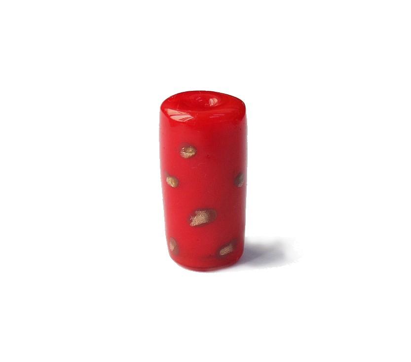 Especial Firma 125 - Pontos Vermelho/Dourado (G)