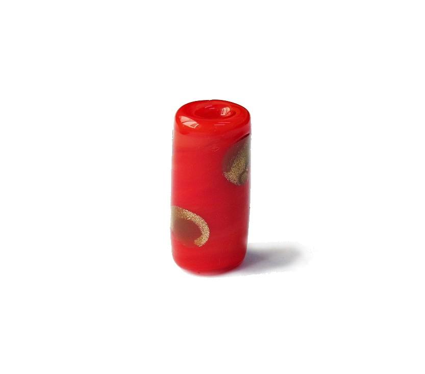 Especial Firma 130 - Murano Vermelho/Dourado (G)
