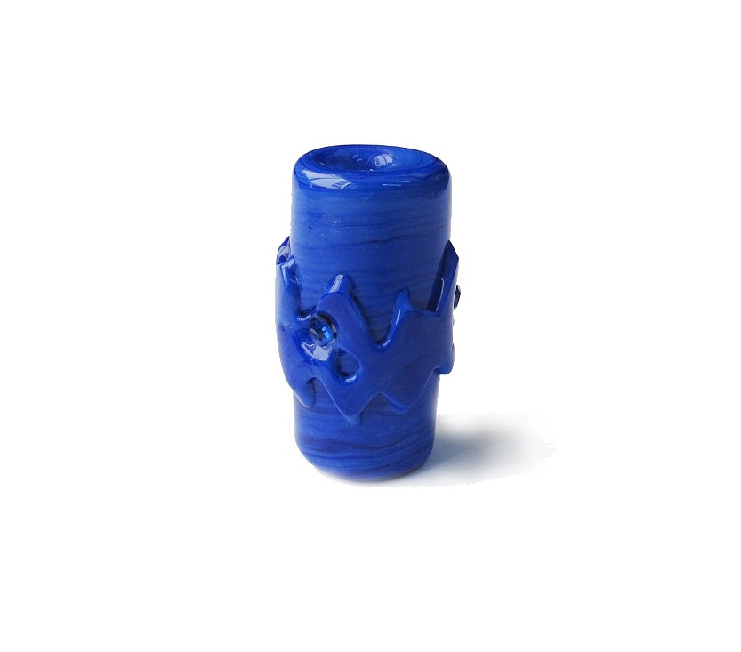 Especial Firma 136 - Murano Strass Azul Royal (G)