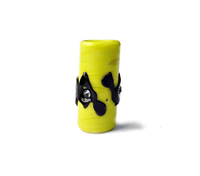 Especial Firma 151 - Murano Strass Amarelo/Preto (G)