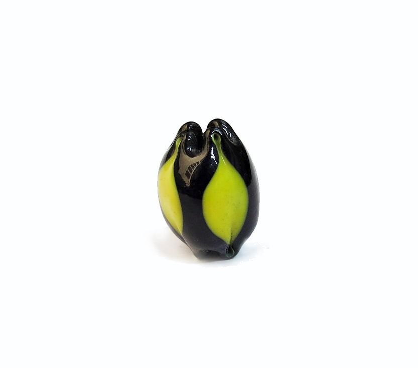 Especial Firma 163 - Tulipa Preto/Amarelo (G)