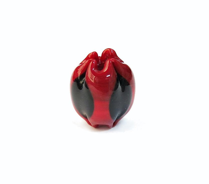 Especial Firma 165 - Tulipa Vermelho/Preto