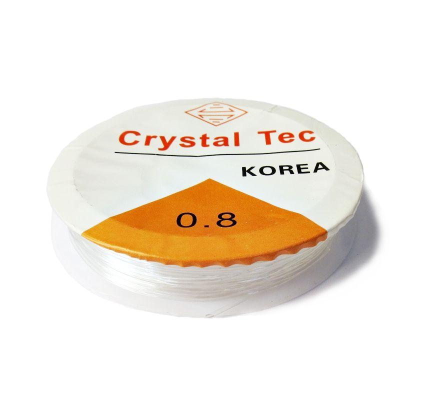 Fio de Silicone - 0,8mm