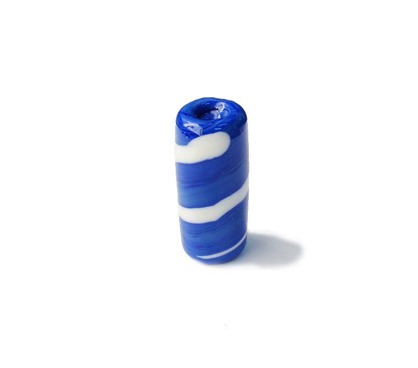 Firma 002 - Murano Azul Royal/Branco (G)