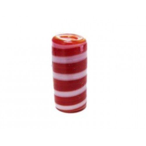 Firma 007 – Murano Vermelho/Branco (M)