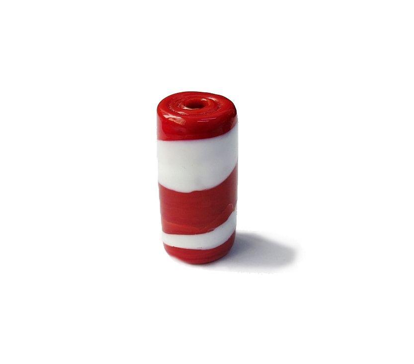 Firma 015 - Murano Vermelho/Branco (G)