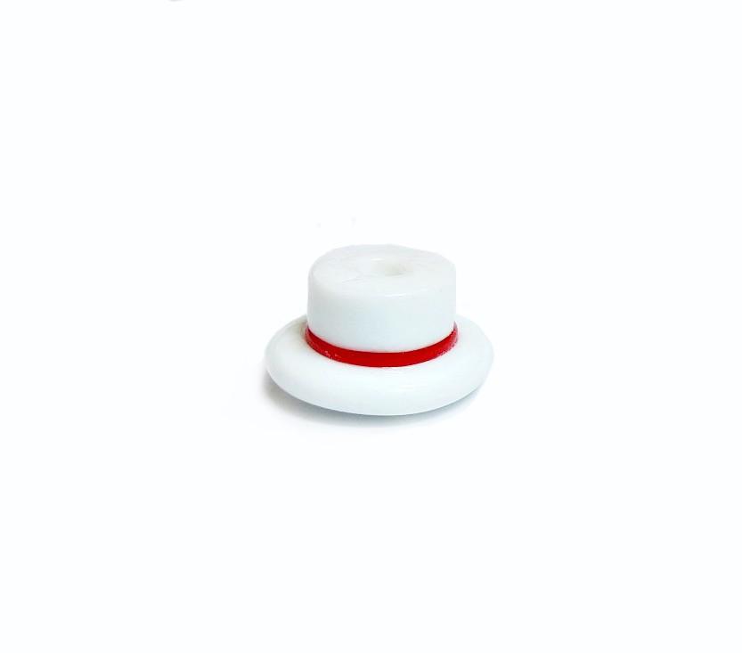 Firma 018 - Murano Cartola Branco/Vermelho Zé Pilintra (G)