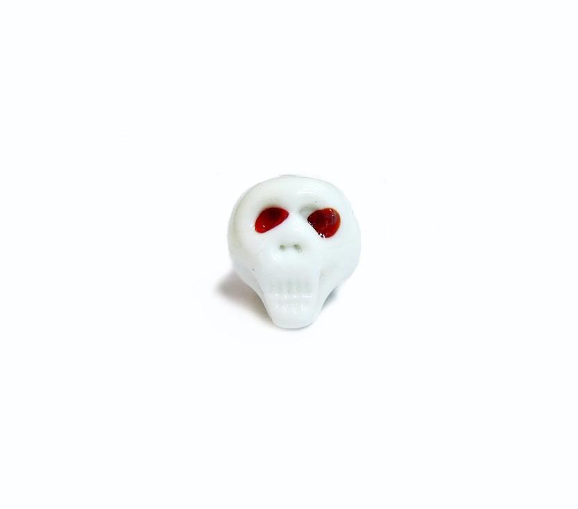Firma 023 - Muran Caveira Branco/Vermelho
