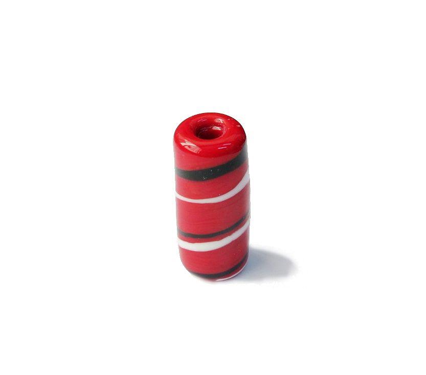 Firma 025 - Murano Vermelho/Branco/Preto (G)
