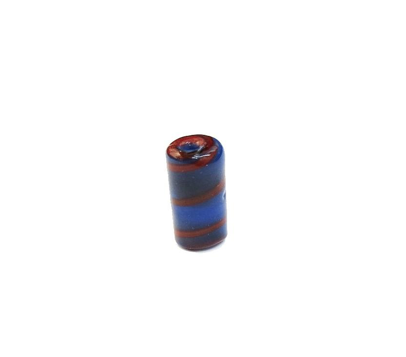 Firma 026 – Murano Azul/Vermelho (M)