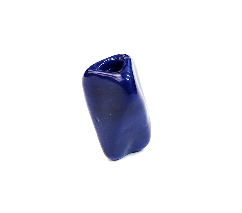 Firma 028 - Murano Facetado Azul Royal (G)