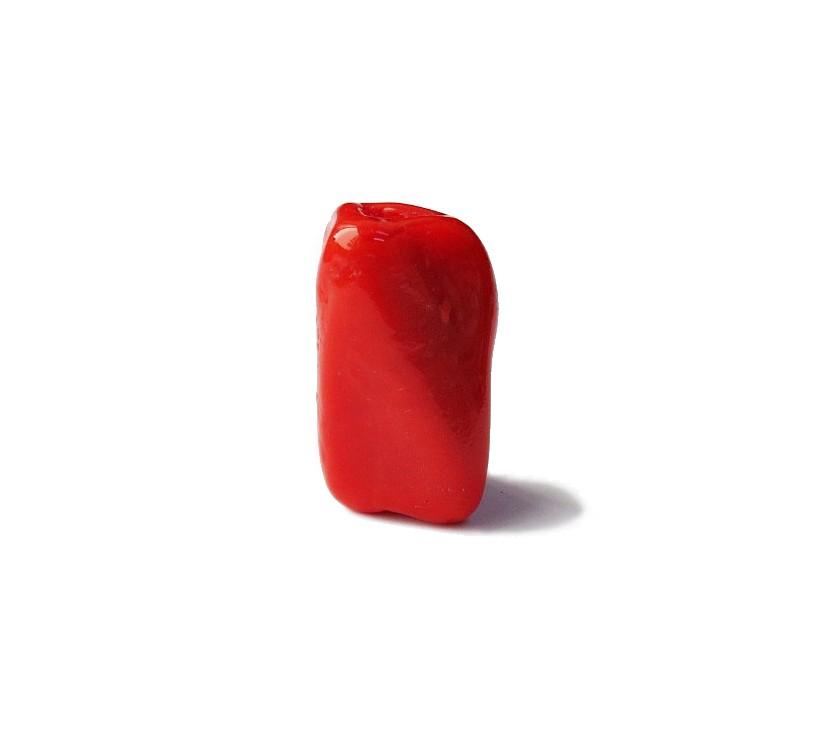 Firma 047 - Murano Facetado Vermelho (G)
