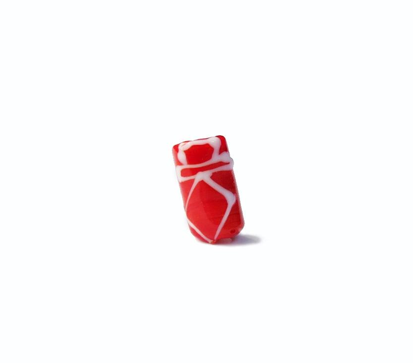 Firma 048 - Murano Vermelho/Espada Branca