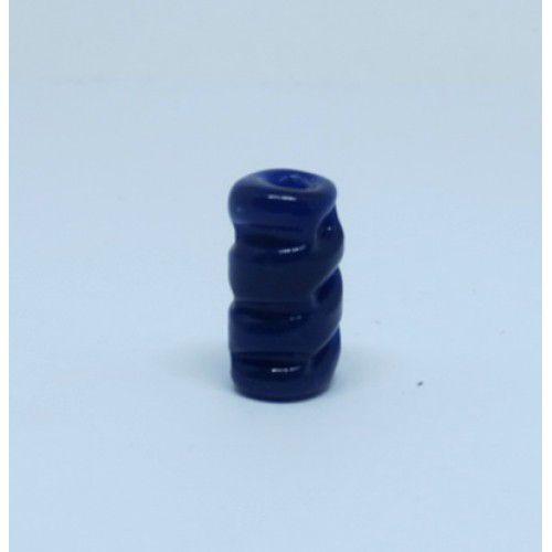 Firma 049 - Murano Azul Royal Torcido (M)