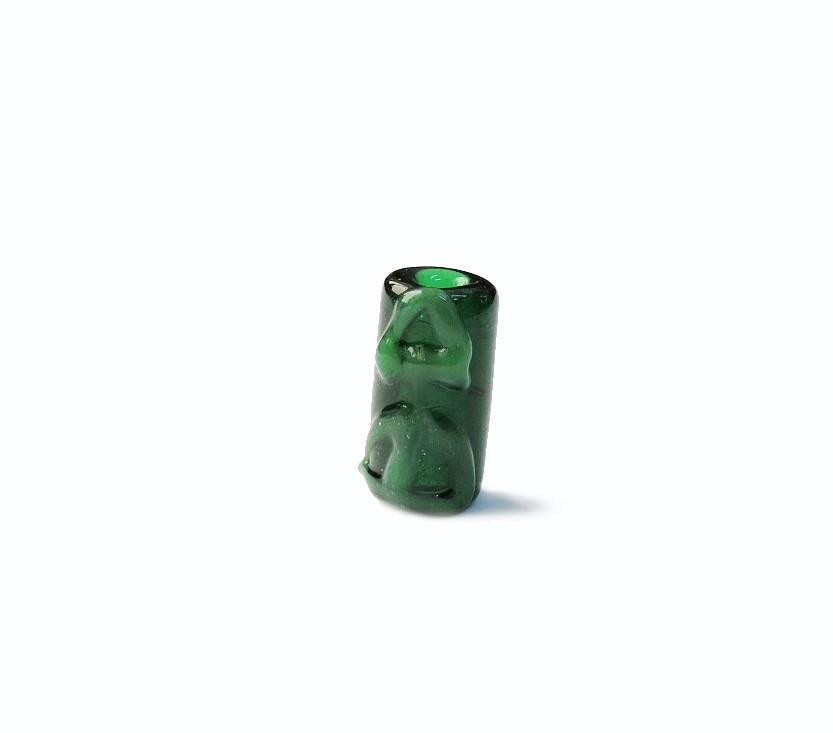 Firma 050 - Murano Verde Transparente/Ofá Verde