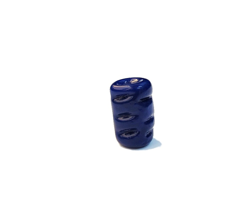 Firma 059 - Murano Torcido Azul Royal (G)