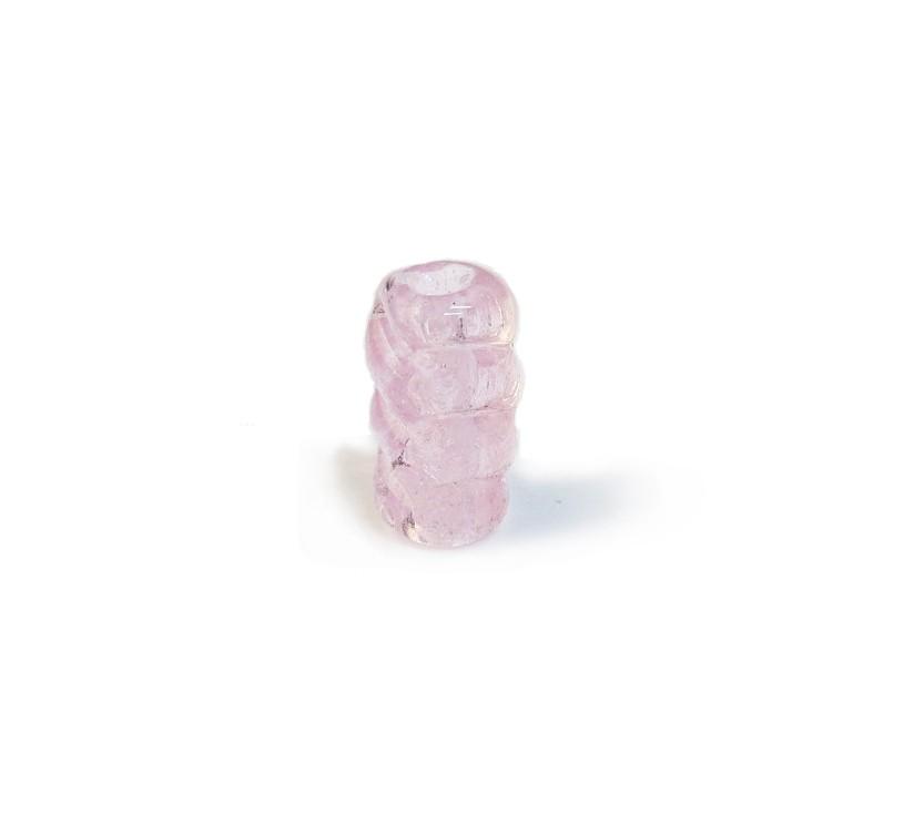 Firma 062 - Murano Rosa Torcido Transparente (M)